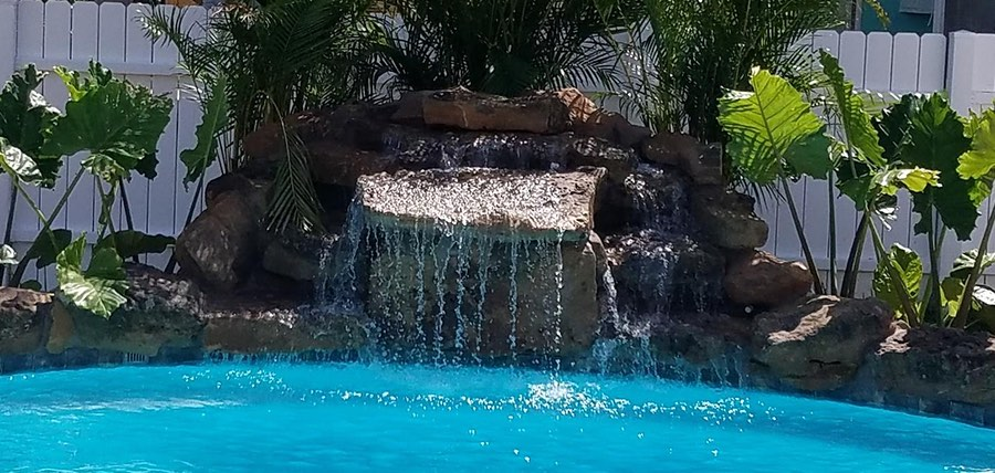 Elevate Your Pool Experience with Invigorating Water Features