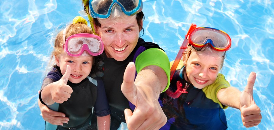 6 Simple Rules for Swimming Pool Safety at Home