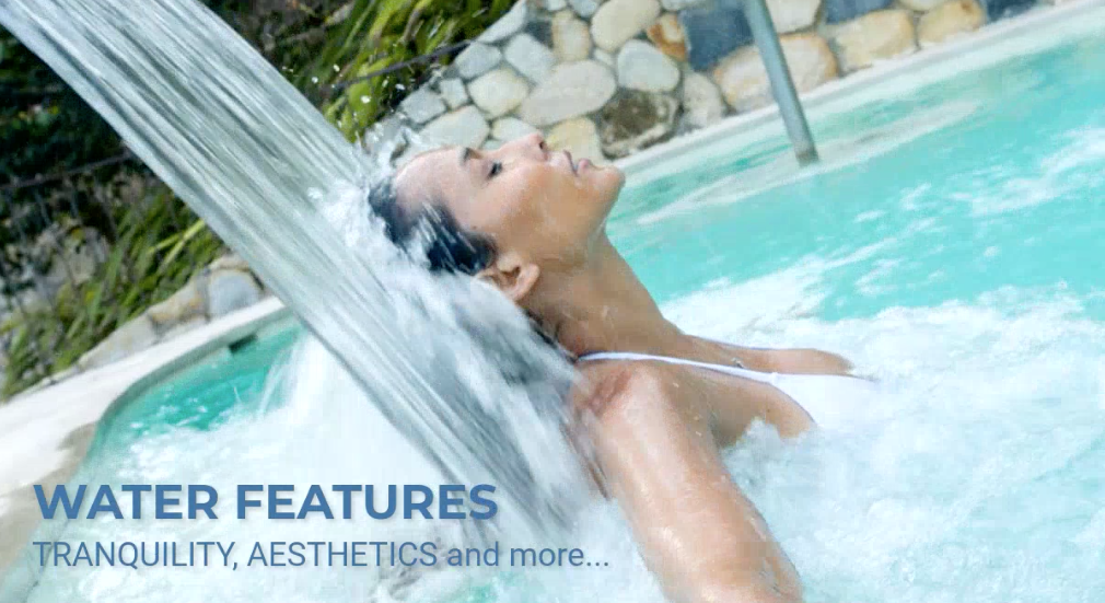 Water Features Provide Tranquility, Aesthetics, and More